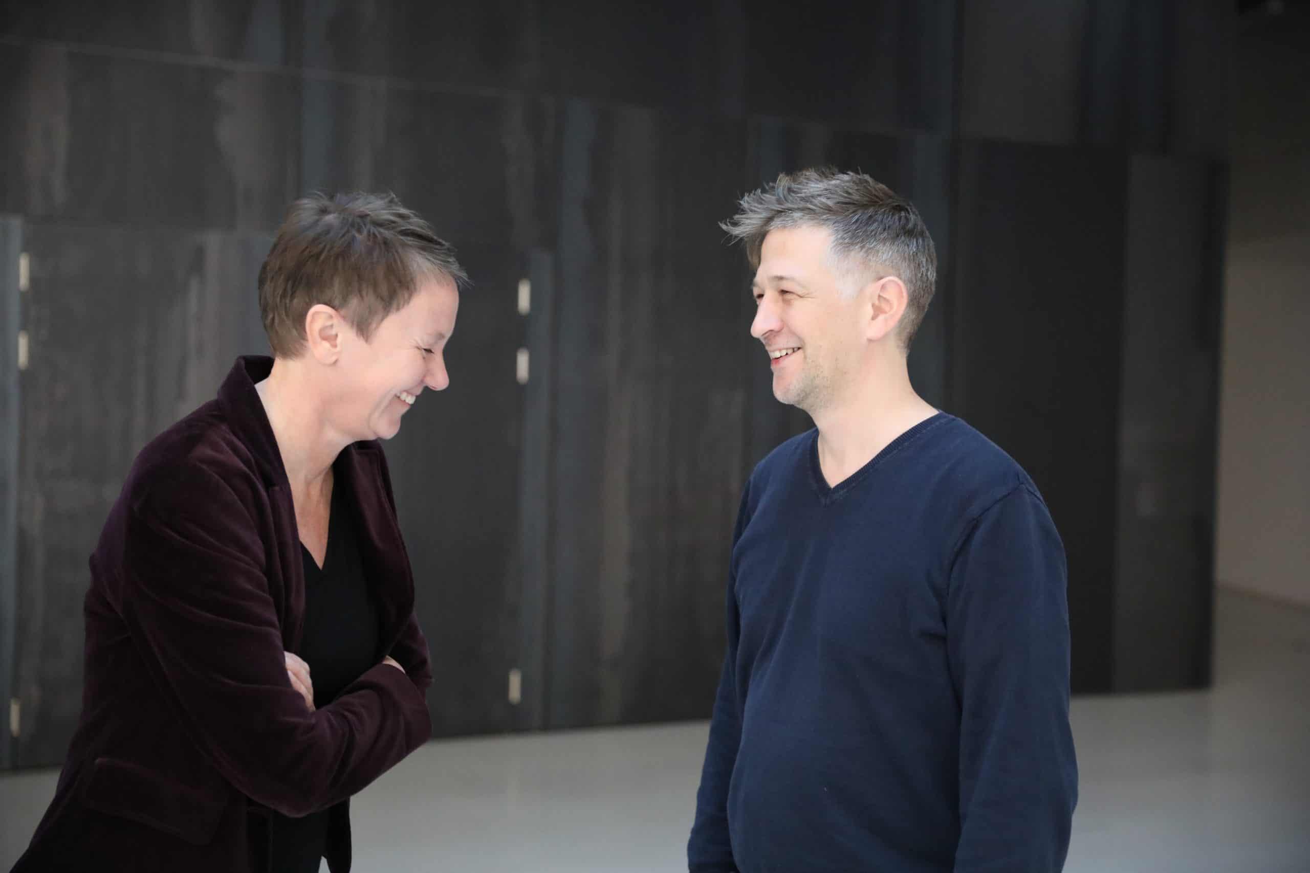 Sabine Zhang und Philipp Sonderegger von Next Organizing
