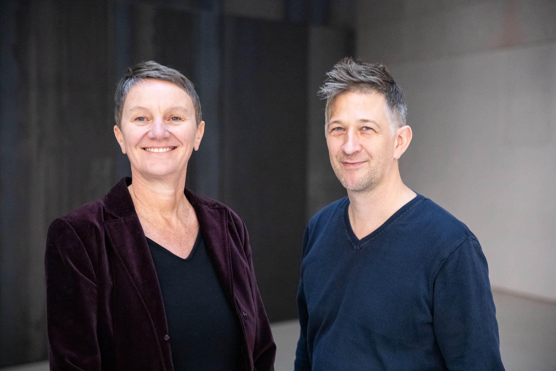 Sabine Zhang und Philipp Sonderegger Next Organizing - fotografiert von Chris Zvitkovits